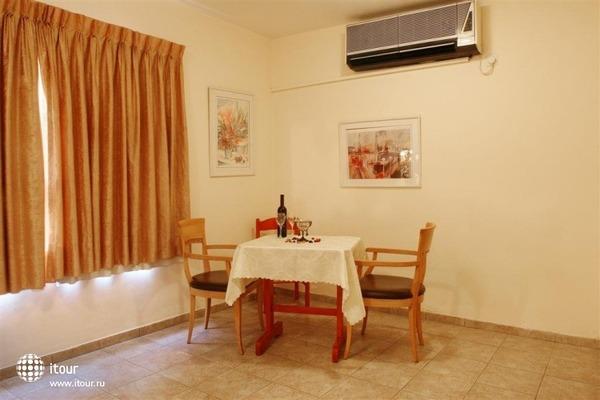 Arlozorov Suites Hotel 6