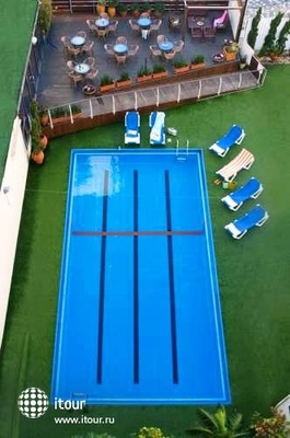 Leonardo Hotel Basel Tel Aviv 2