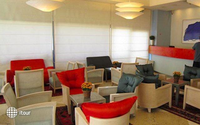Prima City Hotel Tel Aviv 4