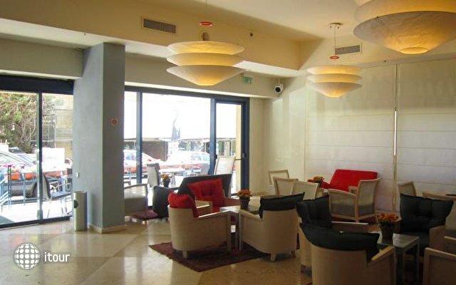 Prima City Hotel Tel Aviv 7