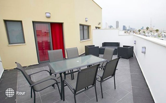 Jaffa Old City Boutique Apartments 3
