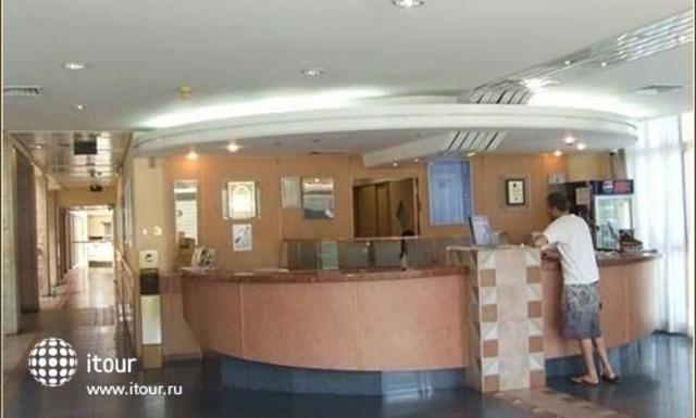 Holiday Inn Patio 9