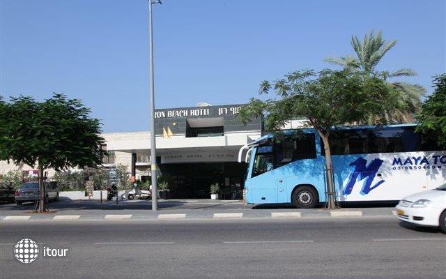 Ron Beach Hotel Tiberias 1