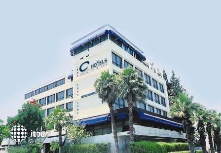 C Hotel Tiberias 1