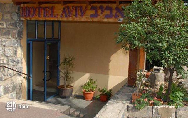 Aviv Hostel 6