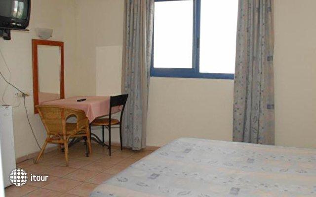 Aviv Hostel 8