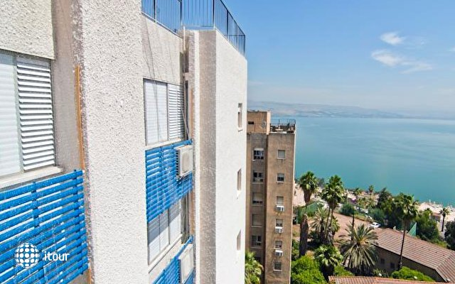 Gilboa Apartments Tiberias 1