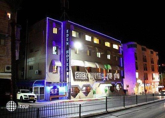 Eden Hotel Tiberias 1