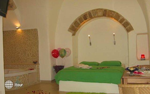 Zimmer Bein Haomanim 5
