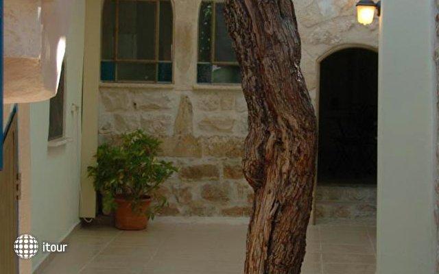 Zimmer Bein Haomanim 9