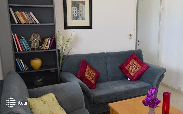 Haifa Stylish Apartments 6