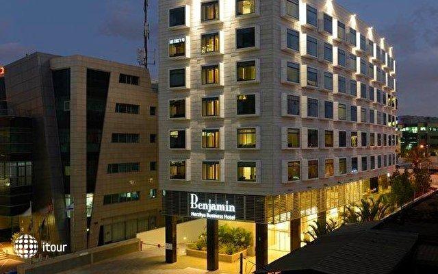 Benjamin Herzliya Business Hotel 1
