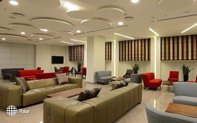 Benjamin Herzliya Business Hotel 4