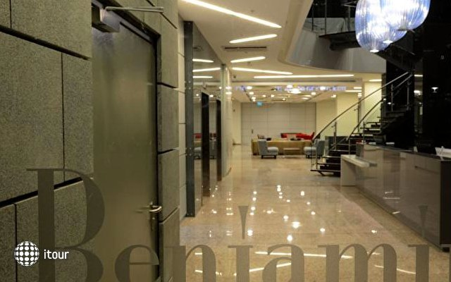 Benjamin Herzliya Business Hotel 5