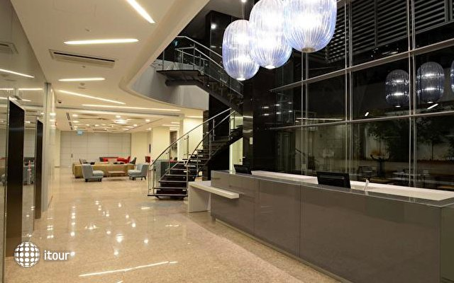Benjamin Herzliya Business Hotel 7