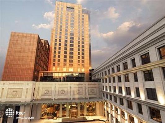 Radisson Blu Hotel Shanghai Hong Quan 1