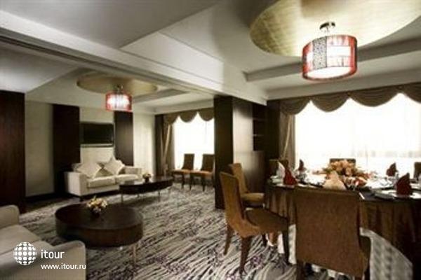 Radisson Blu Hotel Shanghai Hong Quan 5