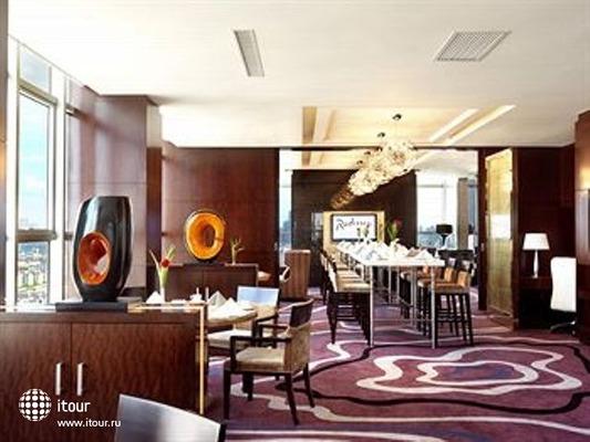 Radisson Blu Hotel Shanghai Hong Quan 8