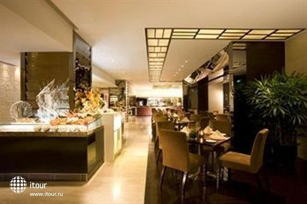 Radisson Blu Hotel Shanghai Hong Quan 9