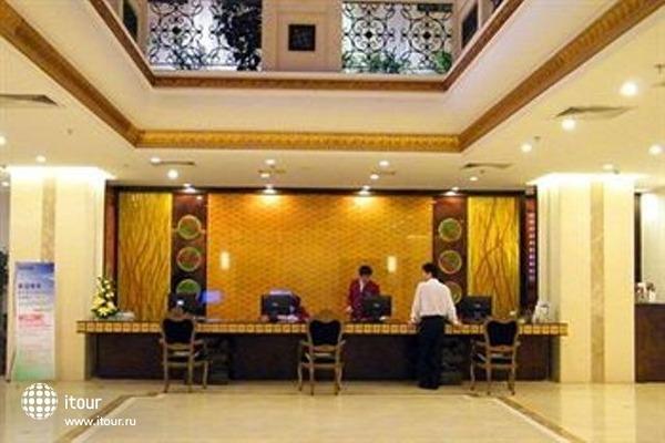 Jianguo Hotspring Hotel Beijing 9