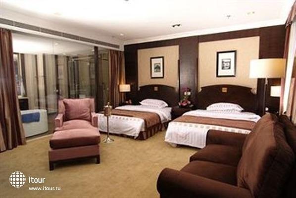 Jianguo Hotspring Hotel Beijing 10