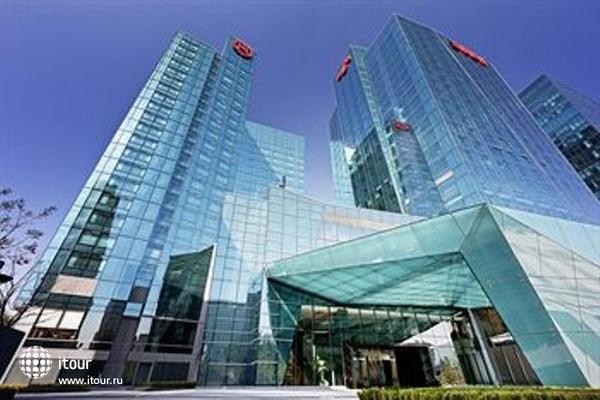 Sheraton Beijing Dongcheng Hotel 1