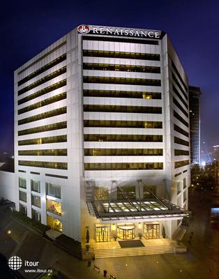 Renaissance Beijing Chaoyang Hotel 4