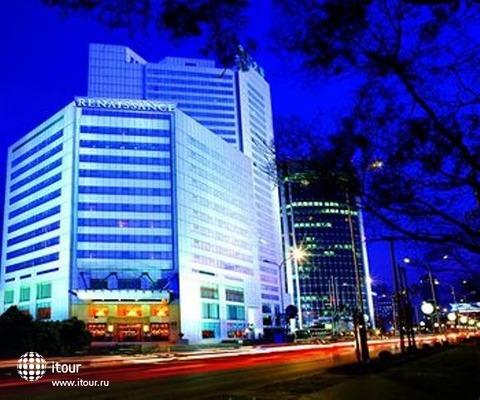 Renaissance Beijing Chaoyang Hotel 1