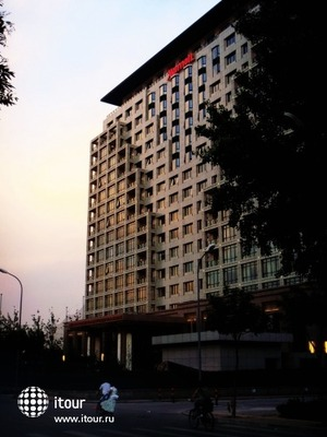 Marriott Executive Apartments - The Sandalwood, Beijing 4