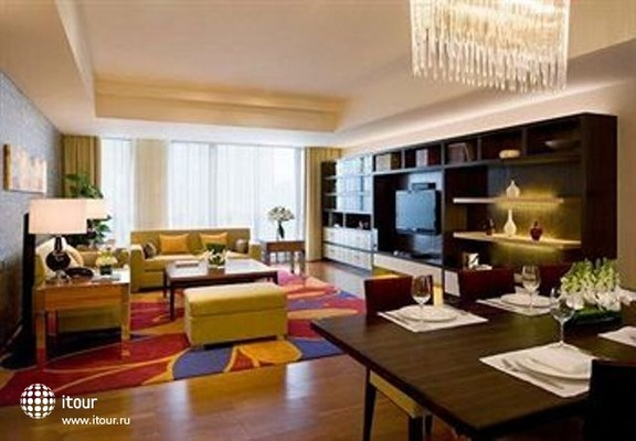 Marriott Executive Apartments - The Sandalwood, Beijing 3