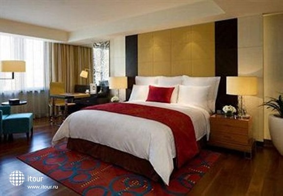 Marriott Executive Apartments - The Sandalwood, Beijing 2