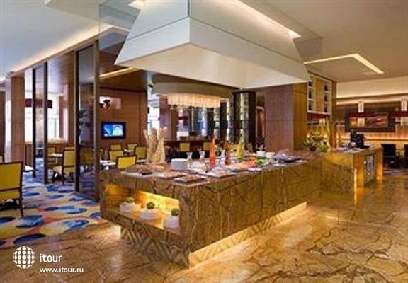 Marriott Executive Apartments - The Sandalwood, Beijing 6