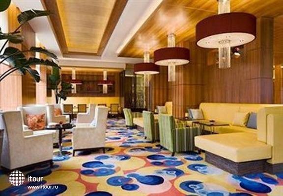 Marriott Executive Apartments - The Sandalwood, Beijing 7