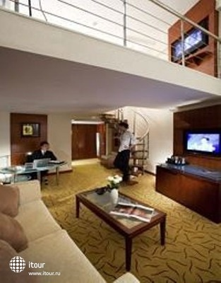 Ariva Beijing West Hotel & Serviced Apartment 4