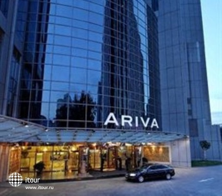 Ariva Beijing West Hotel & Serviced Apartment 1
