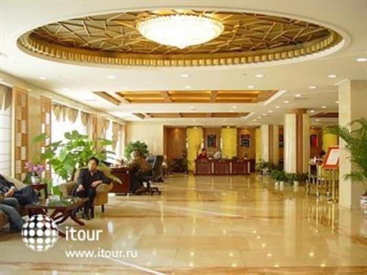 Redwall Hotel Beijing 4