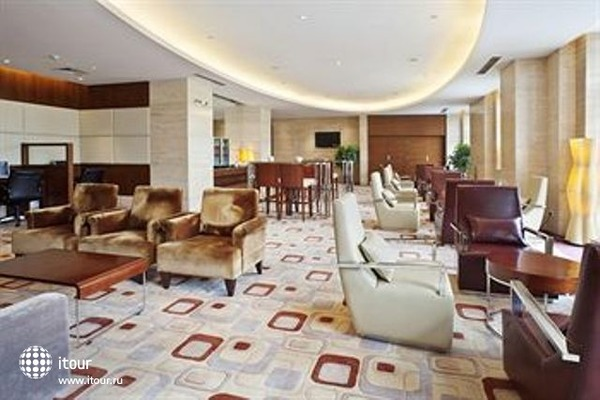 Crowne Plaza International Airport Beijing 5