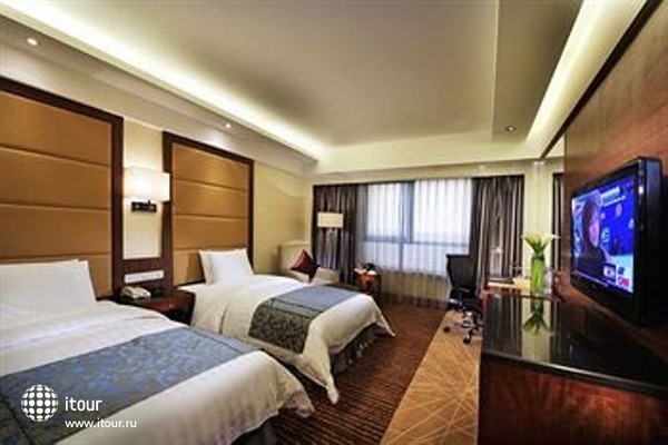 Crowne Plaza International Airport Beijing 3