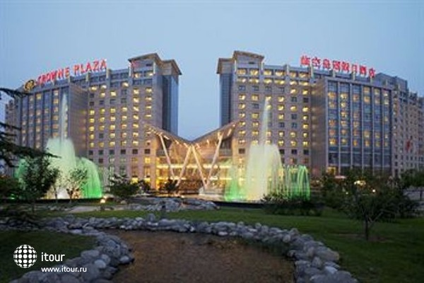 Crowne Plaza International Airport Beijing 1