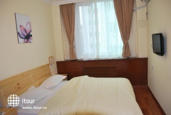 Super 8 Hotel Beijing Jin Bao Jie 7