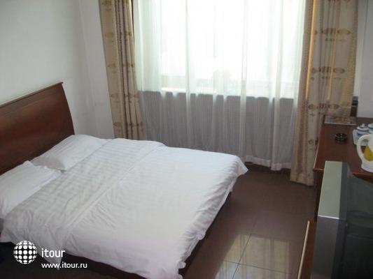 Super 8 Hotel Beijing Jin Bao Jie 9