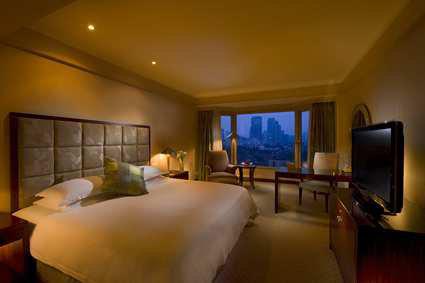 Hilton Shanghai Hotel 7