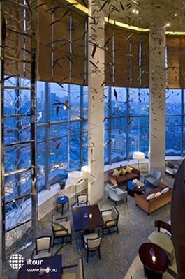 Sheraton Pudong Shanghai Hotel & Residences 4