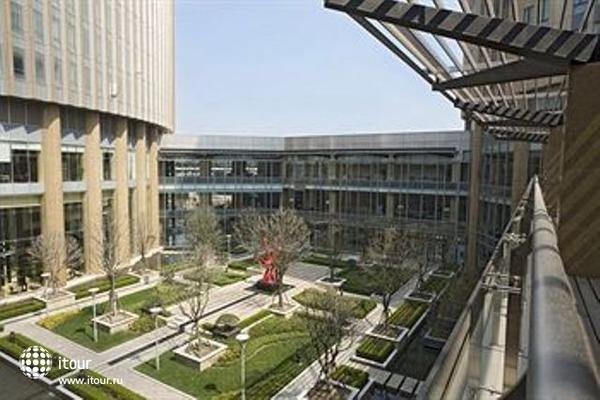 Sheraton Pudong Shanghai Hotel & Residences 1