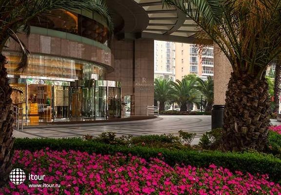 Renaissance Shanghai Pudong Hotel 1