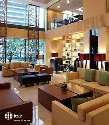 Courtyard Puxi Marriott 6