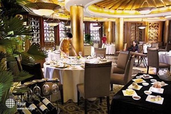 Radisson Plaza Hotel Shanghai 4