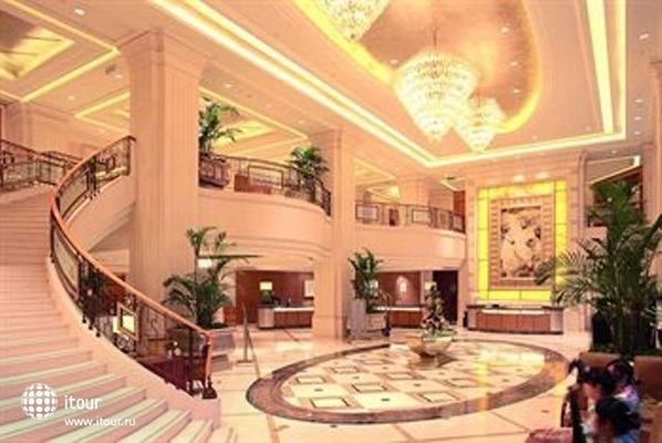 Radisson Plaza Hotel Shanghai 7