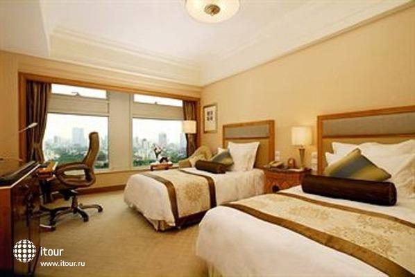 Radisson Plaza Hotel Shanghai 3