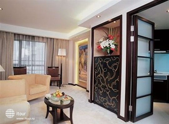 Howard Johnson All Suites Shanghai 3